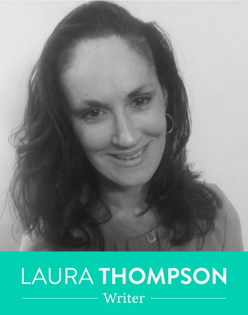 Laura Thompson Author Pic
